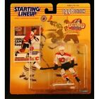 THEOREN FLEURY / CALGARY FLAMES 1998 Extended Series NHL Starting Lineup Action