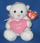 TY SWEETLING the BEAR BEANIE BABY - MINT with MINT TAGS