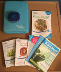 WEIGHT WATCHERS 2010 COMPLETE FOOD  DINING OUT COMPANION BOOKS  ZIPPERED CASE