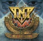 TNT My Religion Japan CD Obi 1 Bonus 14 Tracks 2004 Hard Rock MICP-10396