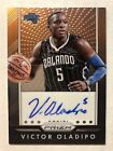 2015-16 Victor Oladipo Panini Prizm Autograph Card Auto Magic Thunder Pacers