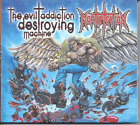 Mortification-The Evil Addiction Destroying Machine CD Christian Metal New-Mint