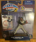 Starting Lineup 2 Cooperstown Collection Ken Griffey Jr. Cincinnati Reds NIP