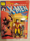 Marvel The Uncanny X Men WOLVERINE Snap Out Claws Toy Biz 1991 Sealed