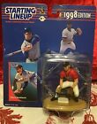 1998 Edition Kenner Starting Lineup CHUCK KNOBLAUCH Action Figure MOC
