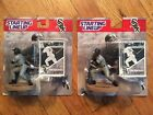 LOT OF 2, TIM RAINES, STARTING LINEUP, CHICAGO WHITE SOX FIGURES, HOF 2017, NEW