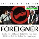 Foreigner – Extended Versions CD - Classic / Soft Rock - NEW