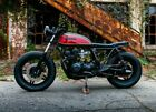 1980 Honda CB  Honda CB750 Cafe Racer Build CB 750 550 360 350