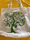 Tupperware Recycle Tote Purse Shoulder Bag Love Your Planet Tree