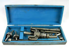 Valve Guide Remover Tool Kit for Large Engines Minimum 0357 ID Pre owned