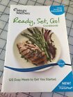 WEIGHT WATCHERS POINTS PLUS guide books Ready Set Go Cookbook recipes