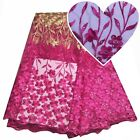 5 yards lot French Swiss voile net lace African tulle lace fabric for dress mesh