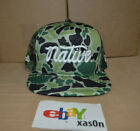 FITTED HAWAII Native Island Camo SnapBack Hat