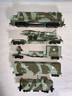 Bachmann Special Forces US Army HO Scale Train Set