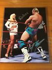 2015 Leaf Wrestling Signed 8x10 Photograph Edition 18