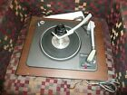 Garrard Turntable record Player w 45 Stacker MK II Slim for repair or parts