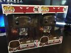 Michael Jordan 10 INCH Funko Pop Footlocker Exclusive Bred11 White Jersey NM