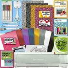 Cricut Explore Air 2 Machine Bundle Iron On Vinyl Pack Tools Pen Design Beginner