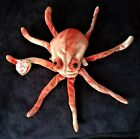 Ty Beanie Babies - Wiggly the Squid, D.O.B January 25th 2000 PE pellet