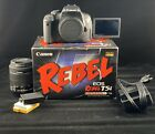 Canon EOS Rebel T5i EF S 18 55 IS STM 18MP DSLR Camera Kit Black
