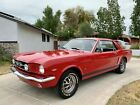 1965 Ford Mustang 1965 Ford Mustang Gt 289 V/8 4 Speed Manual 5 Day's No Reserve SEE VIDEO