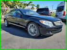 2010 Mercedes Benz CL Class CL550 4MATIC 2010 CL550 4MATIC Used 55L V8 32V Automatic 4MATIC Coupe Premium