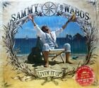 Sammy Hagar and the Wabos - Livin' It Up! CD (2006, Cabo Wabo)   NEVER PLAYED