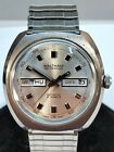 Waltham Incabloc 17j Self-Winding Wristwatch With Day/Date - Runs/Functions