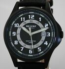 Regent SUPER LUMINOUS BLACK Herrenuhr - 10 BAR WR UVP* 108,00 EUR NEU!