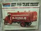 Vtg 1974 Monogram 1926 MACK BULLDOG TANK TRUCK / TEXACO 1/24 7539-0100 Model Kit