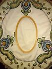 5 x 9 oval wood embroidery needlework hoop
