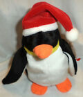 TY BEANIE BABIES COLLECTIBLE CHRISTMAS PENGUIN ZERO RARE RETIRED NWT MINT CONDIT