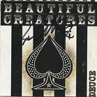 BEAUTIFUL CREATURES - Deuce CD 4 BONUS TRACKS, AUTOGRAPHED BOOKLET