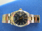 Rolex Oyster Perpetual 14k & Stainless Watch 34 mm Unisex  Model 1500 NO RESERVE