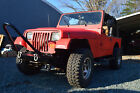 1994 Jeep Wrangler 4.0 L 1994  6-Cylinder Manual Jeep Wrangler YJ, Runs strong Reliable and fun to drive