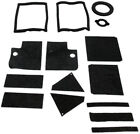 Heater Box Gasket Kit Weatherstrip Seal for Ford Falcon 1960 63 2/4DR Rubber