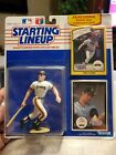 1990 Kenner Starting Lineup Will Clark San Francisco Giants NIB includes rookie