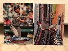 2018 Topps Update GLEYBER TORRES Debut 191  All Star RC 99 NICE YANKEES LOT