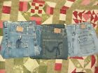 hydraulic jeans size 11 12 3 pairs 2 size12 1size 11 12 great condition