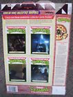 1990 TOPPS Teenage Mutant Ninja Turtles trading card cereal box