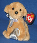 TY MORSEL the DOG BEANIE BABY - MINT with MINT TAGS