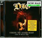 Dio  – Finding The Sacred Heart – Live In Philly 1986 2 x CD Set - NEW