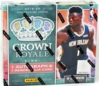 2019 20 PANINI CROWN ROYALE BASKETBALL HOBBY BOX
