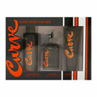 Curve Sport by Liz Claiborne for Men 3 Piece Set Includes: 4.2 oz Cologne Spr...