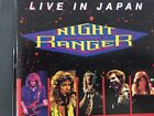NIGHT RANGER - Live In Japan CD 1990 MCA Excellent Cond!