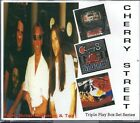 Cherry St. 3 CD Box set -Buster Cherry, X Rated, Monroe, Numbered 001/100 RARE!!