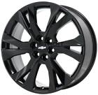 21 CHEVROLET BLAZER WHEEL RIM FACTORY OEM 5938 2019 2021 GLOSS BLACK