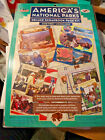Americas National Parks Delux Scrapbook Page Kit Papers Stickers Park info image