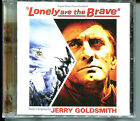 Jerry Goldsmith LONELY ARE THE BRAVE Limited Edition OOP Soundtrack Kirk Douglas