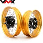 VMX RACING 3.0/4.5 Tubeless Wheels Set for BMW R1200GS R1200GS ADVENTURE 13-20